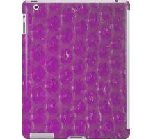 Purple Bubble Wrap iPad Cover iPad Case/Skin