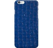 Blue Bubble Wrap Phone Cover iPhone Case/Skin
