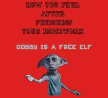 Free Elf by chazzledazzle