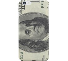 100 Dollar Bill Case iPhone Case/Skin