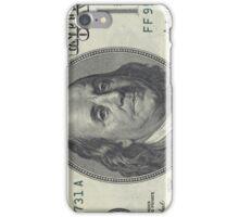 100 Dollar Bill Case iPhone Case/Skin