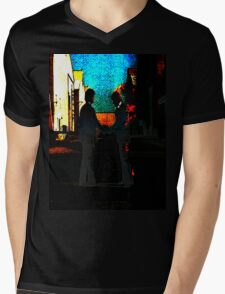 Wish You Were Here  Mens V-Neck T-Shirt