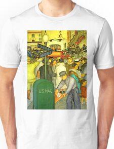 San Francisco U.S Mail Pick-up Unisex T-Shirt