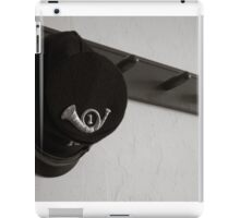 Military Cap iPad Case/Skin