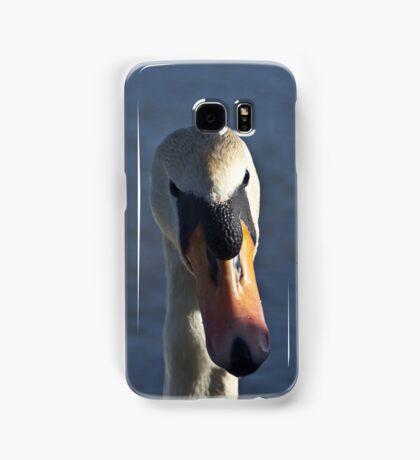 Serious Swan Phone Case Samsung Galaxy Case/Skin