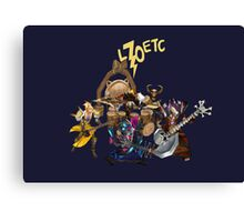 Level 70 Elite Tauren Chieftain (L70ETC) Canvas Print