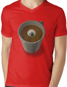Eye see you... AGAIN!? Mens V-Neck T-Shirt