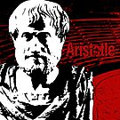 Aristotle, Greek Chronicler, Philosopher & Scientist 384-322 BCE by Sally McLean