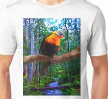 bush color Unisex T-Shirt