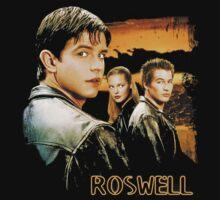 Roswell TV Shirt by famedazed