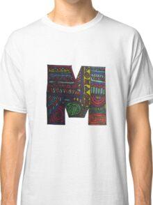 Crazy M  Classic T-Shirt