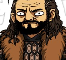 Dwarves stink! Sticker