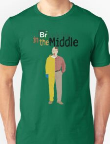 Breaking In The Middle T-Shirt