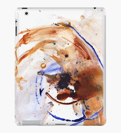Oil and Water #77 iPad Case/Skin