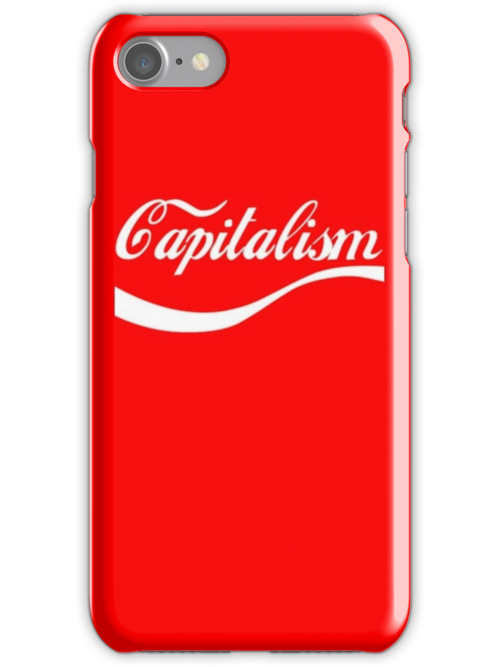 Enjoy Capitalism by Daaxx