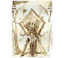 Blood Elf Paladin Poster