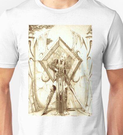 Blood Elf Paladin Unisex T-Shirt