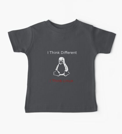 I think Linux Baby Tee