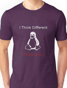 I think Linux Unisex T-Shirt
