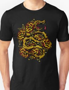 Traditional Snake Tattoo Design T-Shirt