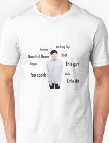 Phil Lester   Dan's nicknames T-Shirt