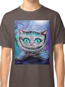 Cheshire Cat from Alice in Wonderland  Classic T-Shirt