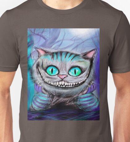Cheshire Cat from Alice in Wonderland  Unisex T-Shirt