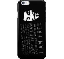 Mask Of Vengeance  iPhone Case/Skin