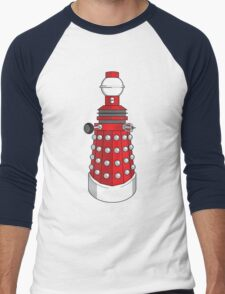 Dalek Tom Men's Baseball ¾ T-Shirt