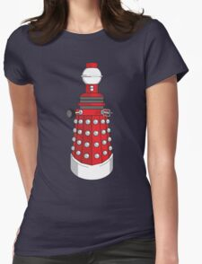 Dalek Tom Womens Fitted T-Shirt