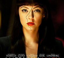 American Mary Black Swan Style Poster by Kaari