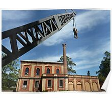 Walka Water Works  Poster