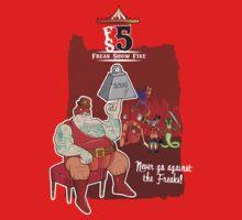 Freak Show Five - Pack Of Heroes by JohnDC