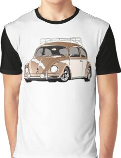 Cal Style Bug Graphic T-Shirt