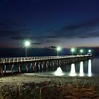 Grange Jetty, South Australia by BBCsImagery