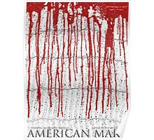American Mary Blood Drenched Poster Poster