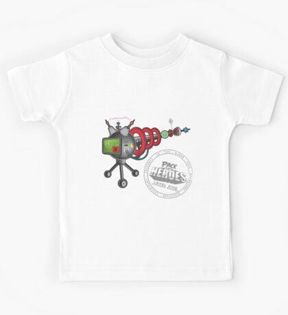 The Accelerated Expiration Ray - Pack Of Heroes Kids Tee