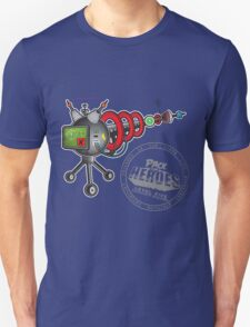 The Accelerated Expiration Ray - Pack Of Heroes Unisex T-Shirt