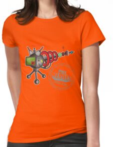 The Accelerated Expiration Ray - Pack Of Heroes Womens Fitted T-Shirt