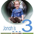 Jonah is 3 by janetJ