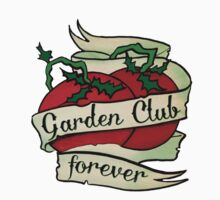 "Garden Club ""Forever"" by hazeleyesstudio"