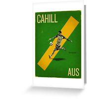Cahill Greeting Card