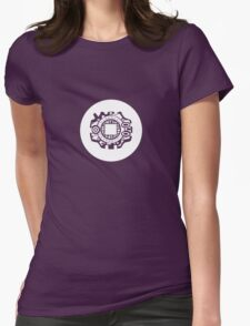 Digital Device Womens Fitted T-Shirt