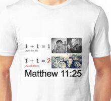 Matthew 11:25 Unisex T-Shirt