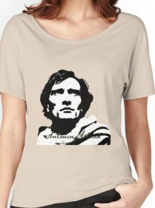 Antonin Artaud, French Playwright, Poet, Actor & Director 1896-1948 Women's Relaxed Fit T-Shirt