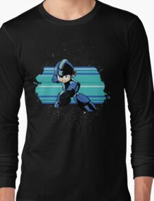 Megaman the Hero of 200x and 20xx Long Sleeve T-Shirt