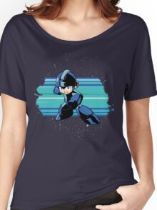 Megaman the Hero of 200x and 20xx Women's Relaxed Fit T-Shirt