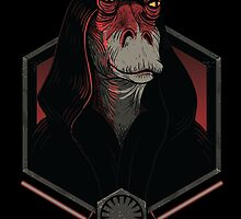 Darth Darth Binks by MathijsVissers