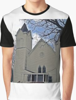 Screen In The Lord  Graphic T-Shirt