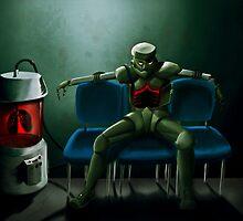 Human Respirator by MattNomC